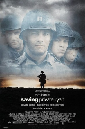 ดูหนัง Saving Private Ryan เซฟวิ่ง ไพรเวท ไรอัน ฝ่าสมรภูมินรก ดูหนังออนไลน์ฟรี ดูหนังฟรี ดูหนังใหม่ชนโรง หนังใหม่ล่าสุด หนังแอคชั่น หนังผจญภัย หนังแอนนิเมชั่น หนัง HD ได้ที่ movie24x.com