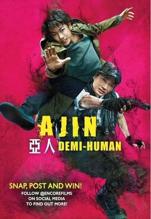 ดูหนัง Ajin Demi-Human อาจิน ฅนไม่รู้จักตาย ดูหนังออนไลน์ฟรี ดูหนังฟรี ดูหนังใหม่ชนโรง หนังใหม่ล่าสุด หนังแอคชั่น หนังผจญภัย หนังแอนนิเมชั่น หนัง HD ได้ที่ movie24x.com