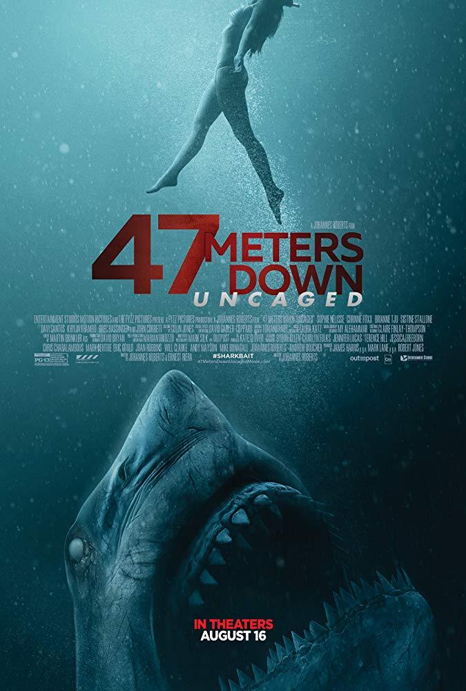 ดูหนัง 47 Meters Down Uncaged ดิ่งลึกสุดนรก ดูหนังออนไลน์ฟรี ดูหนังฟรี HD ชัด ดูหนังใหม่ชนโรง หนังใหม่ล่าสุด เต็มเรื่อง มาสเตอร์ พากย์ไทย ซาวด์แทร็ก ซับไทย หนังซูม หนังแอคชั่น หนังผจญภัย หนังแอนนิเมชั่น หนัง HD ได้ที่ movie24x.com