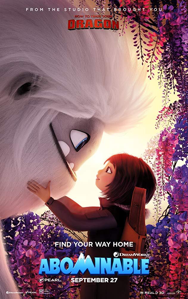 ดูหนัง Abominable (2019) เอเวอเรสต์ มนุษย์หิมะเพื่อนรัก ดูหนังออนไลน์ฟรี ดูหนังฟรี HD ชัด ดูหนังใหม่ชนโรง หนังใหม่ล่าสุด เต็มเรื่อง มาสเตอร์ พากย์ไทย ซาวด์แทร็ก ซับไทย หนังซูม หนังแอคชั่น หนังผจญภัย หนังแอนนิเมชั่น หนัง HD ได้ที่ movie24x.com