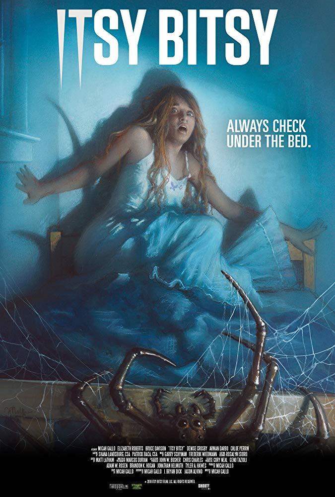 ดูหนัง Itsy Bitsy (2019) ดูหนังออนไลน์ฟรี ดูหนังฟรี ดูหนังใหม่ชนโรง หนังใหม่ล่าสุด หนังแอคชั่น หนังผจญภัย หนังแอนนิเมชั่น หนัง HD ได้ที่ movie24x.com