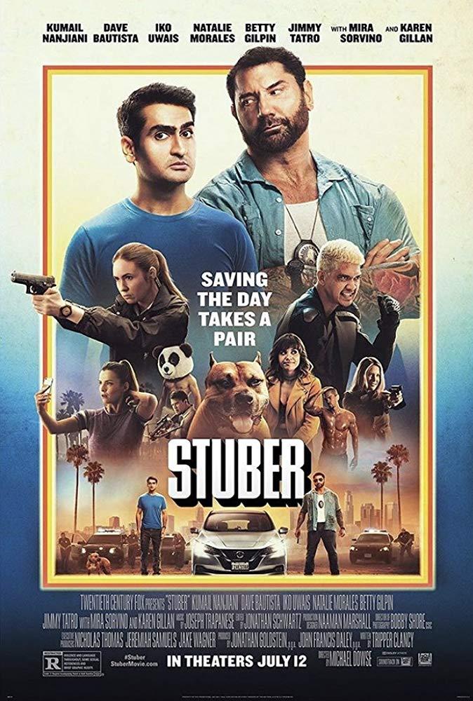 ดูหนัง Stuber สตูเบอร์ เรียกเก๋งไปจับโจร ดูหนังออนไลน์ฟรี ดูหนังฟรี ดูหนังใหม่ชนโรง หนังใหม่ล่าสุด หนังแอคชั่น หนังผจญภัย หนังแอนนิเมชั่น หนัง HD ได้ที่ movie24x.com