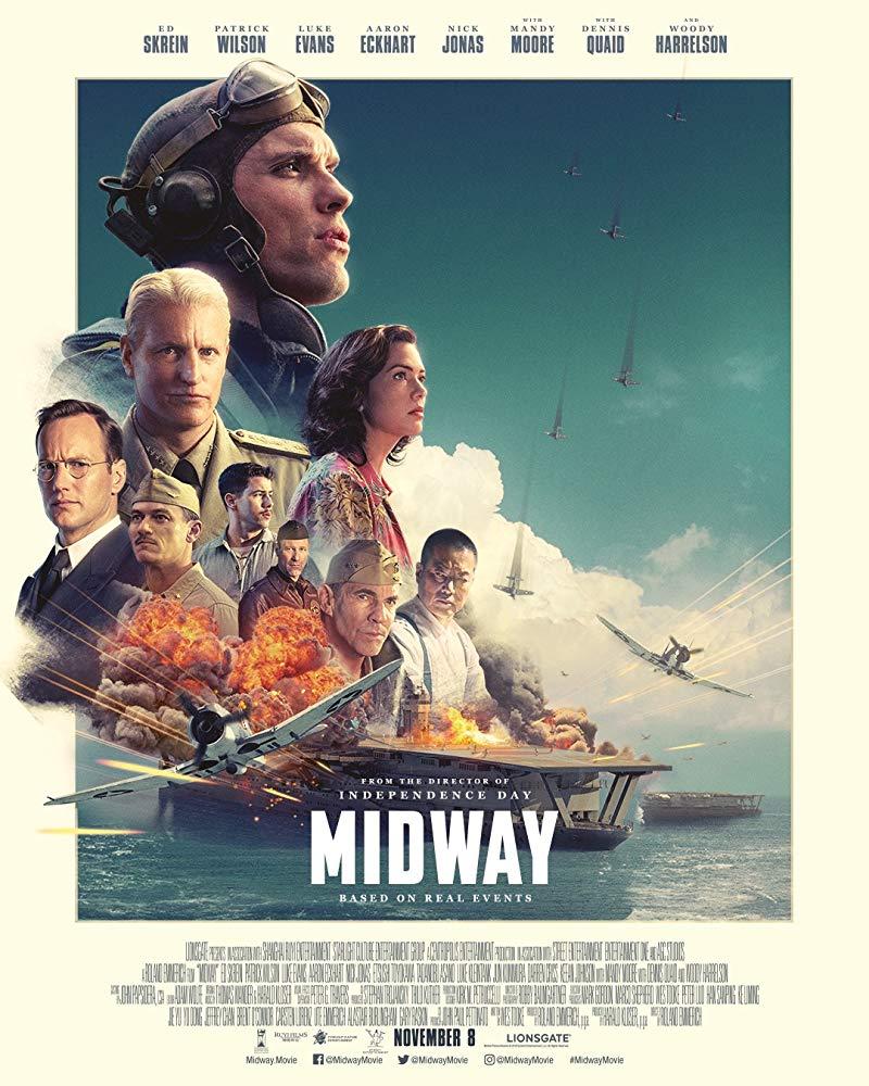 ดูหนัง Midway (2019) อเมริกาถล่มญี่ปุ่น ดูหนังออนไลน์ฟรี ดูหนังฟรี HD ชัด ดูหนังใหม่ชนโรง หนังใหม่ล่าสุด เต็มเรื่อง มาสเตอร์ พากย์ไทย ซาวด์แทร็ก ซับไทย หนังซูม หนังแอคชั่น หนังผจญภัย หนังแอนนิเมชั่น หนัง HD ได้ที่ movie24x.com