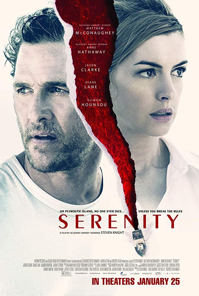 ดูหนัง Serenity (2019) ดูหนังออนไลน์ฟรี ดูหนังฟรี ดูหนังใหม่ชนโรง หนังใหม่ล่าสุด หนังแอคชั่น หนังผจญภัย หนังแอนนิเมชั่น หนัง HD ได้ที่ movie24x.com