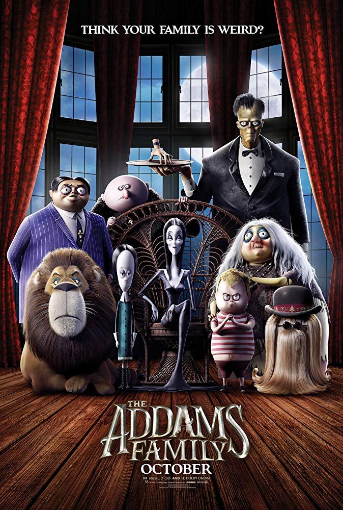 ดูหนัง The Addams Family (2019) ตระกูลนี้ผียังหลบ ดูหนังออนไลน์ฟรี ดูหนังฟรี ดูหนังใหม่ชนโรง หนังใหม่ล่าสุด หนังแอคชั่น หนังผจญภัย หนังแอนนิเมชั่น หนัง HD ได้ที่ movie24x.com