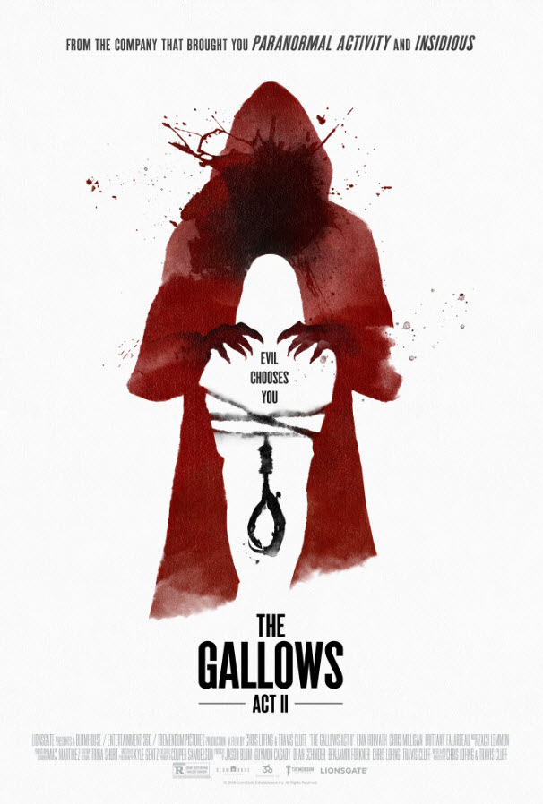 ดูหนัง The Gallows Act II (2019) ผีเฮี้ยนโรงเรียนสยอง 2 ดูหนังออนไลน์ฟรี ดูหนังฟรี ดูหนังใหม่ชนโรง หนังใหม่ล่าสุด หนังแอคชั่น หนังผจญภัย หนังแอนนิเมชั่น หนัง HD ได้ที่ movie24x.com