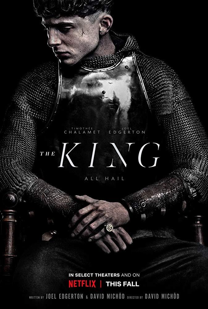 ดูหนัง The King (2019) เดอะ คิง ดูหนังออนไลน์ฟรี ดูหนังฟรี ดูหนังใหม่ชนโรง หนังใหม่ล่าสุด หนังแอคชั่น หนังผจญภัย หนังแอนนิเมชั่น หนัง HD ได้ที่ movie24x.com