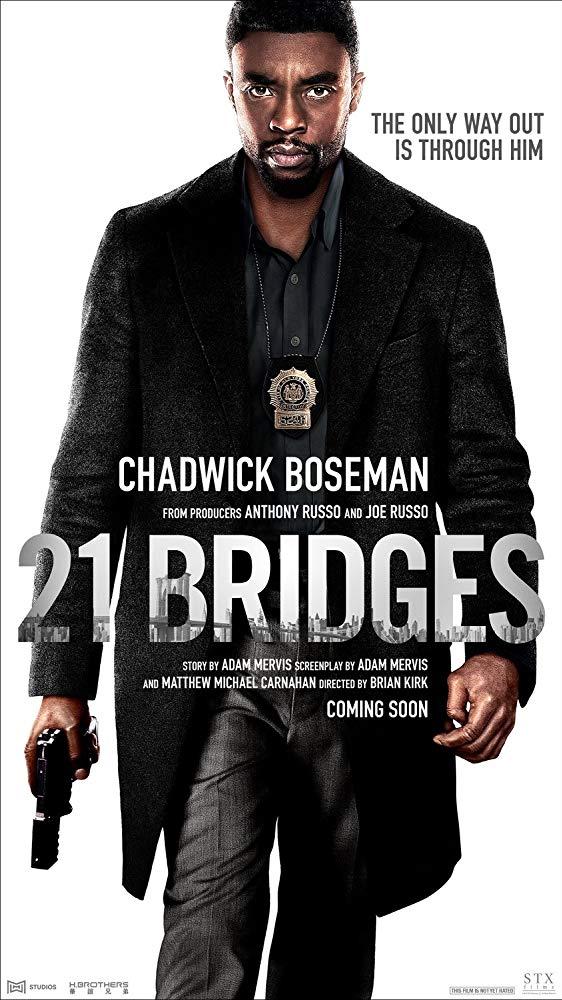 ดูหนัง 21 Bridges (2019) เผด็จศึกยึดนิวยอร์ก ดูหนังออนไลน์ฟรี ดูหนังฟรี ดูหนังใหม่ชนโรง หนังใหม่ล่าสุด หนังแอคชั่น หนังผจญภัย หนังแอนนิเมชั่น หนัง HD ได้ที่ movie24x.com