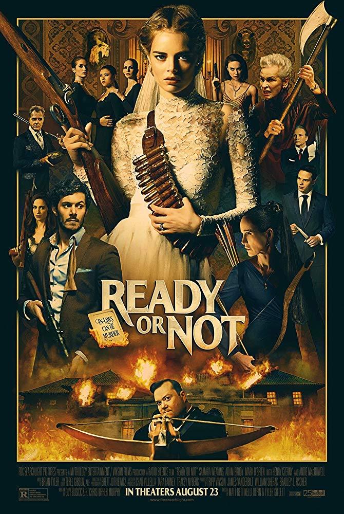 ดูหนัง Ready or Not เกมพร้อมตาย ดูหนังออนไลน์ฟรี ดูหนังฟรี ดูหนังใหม่ชนโรง หนังใหม่ล่าสุด หนังแอคชั่น หนังผจญภัย หนังแอนนิเมชั่น หนัง HD ได้ที่ movie24x.com