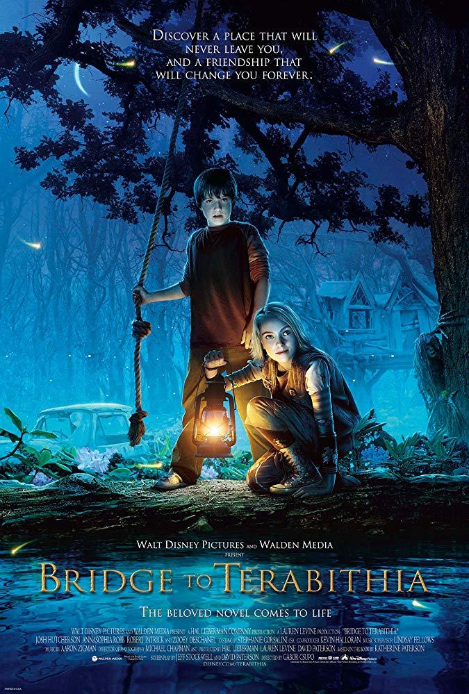 ดูหนัง Bridge to Terabithia (2007) สะพานมหัศจรรย์ ดูหนังออนไลน์ฟรี ดูหนังฟรี ดูหนังใหม่ชนโรง หนังใหม่ล่าสุด หนังแอคชั่น หนังผจญภัย หนังแอนนิเมชั่น หนัง HD ได้ที่ movie24x.com