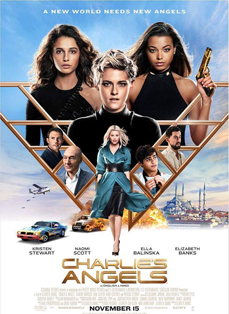 ดูหนัง Charlies Angels (2019) นางฟ้าชาร์ลี ดูหนังออนไลน์ฟรี ดูหนังฟรี HD ชัด ดูหนังใหม่ชนโรง หนังใหม่ล่าสุด เต็มเรื่อง มาสเตอร์ พากย์ไทย ซาวด์แทร็ก ซับไทย หนังซูม หนังแอคชั่น หนังผจญภัย หนังแอนนิเมชั่น หนัง HD ได้ที่ movie24x.com