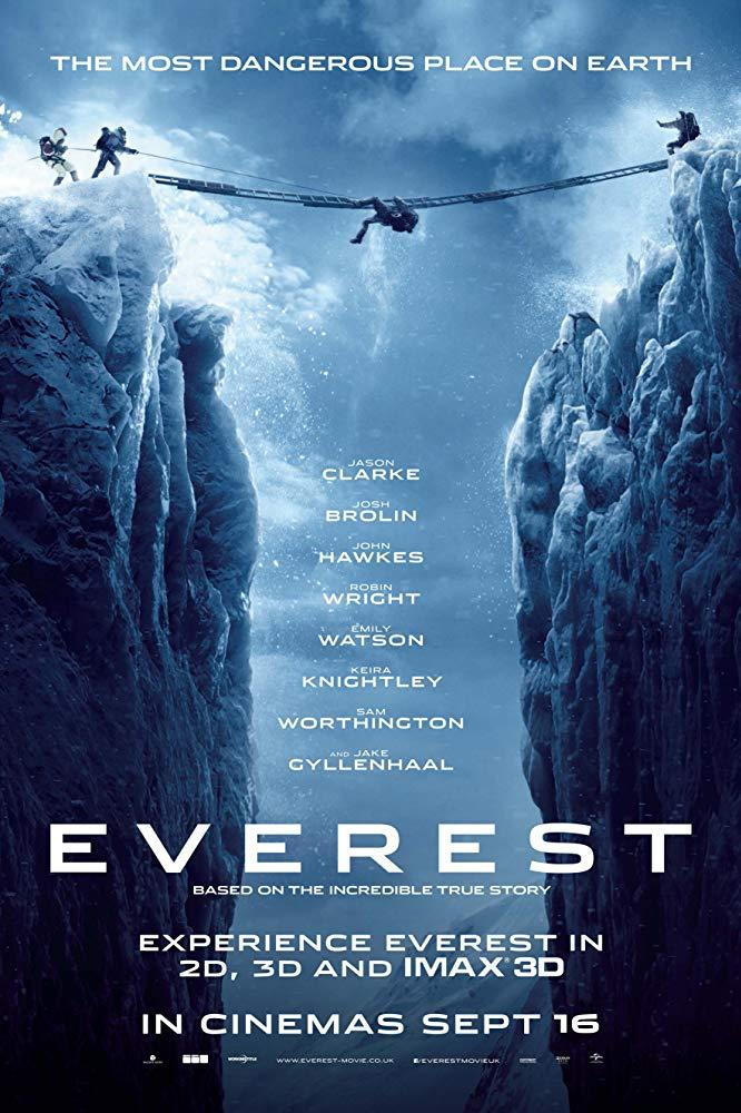 ดูหนัง Everest เอเวอเรสต์ (2015) ไต่ฟ้าท้านรก ดูหนังออนไลน์ฟรี ดูหนังฟรี ดูหนังใหม่ชนโรง หนังใหม่ล่าสุด หนังแอคชั่น หนังผจญภัย หนังแอนนิเมชั่น หนัง HD ได้ที่ movie24x.com