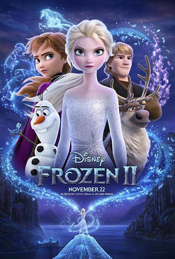 ดูหนัง Frozen 2 (2019) โฟรเซ่น 2 ผจญภัยปริศนาราชินีหิมะ ดูหนังออนไลน์ฟรี ดูหนังฟรี ดูหนังใหม่ชนโรง หนังใหม่ล่าสุด หนังแอคชั่น หนังผจญภัย หนังแอนนิเมชั่น หนัง HD ได้ที่ movie24x.com