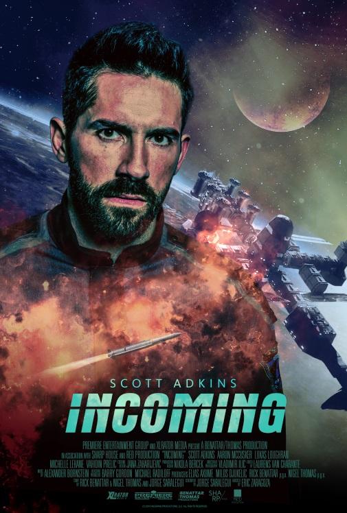 ดูหนัง Incoming (2018) ดูหนังออนไลน์ฟรี ดูหนังฟรี ดูหนังใหม่ชนโรง หนังใหม่ล่าสุด หนังแอคชั่น หนังผจญภัย หนังแอนนิเมชั่น หนัง HD ได้ที่ movie24x.com