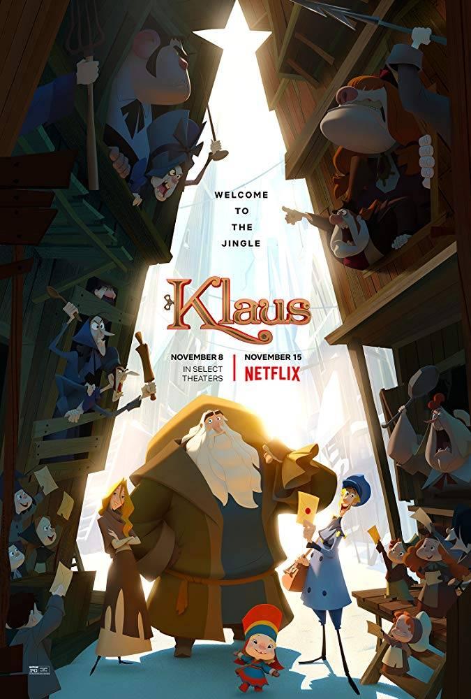 ดูหนัง Klaus (2019) มหัศจรรย์ตำนานคริสต์มาส ดูหนังออนไลน์ฟรี ดูหนังฟรี ดูหนังใหม่ชนโรง หนังใหม่ล่าสุด หนังแอคชั่น หนังผจญภัย หนังแอนนิเมชั่น หนัง HD ได้ที่ movie24x.com