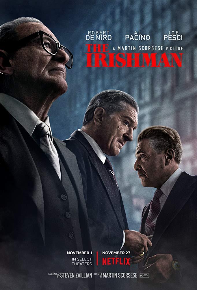 ดูหนัง The Irishman (2019) คนใหญ่ไอริช ดูหนังออนไลน์ฟรี ดูหนังฟรี ดูหนังใหม่ชนโรง หนังใหม่ล่าสุด หนังแอคชั่น หนังผจญภัย หนังแอนนิเมชั่น หนัง HD ได้ที่ movie24x.com
