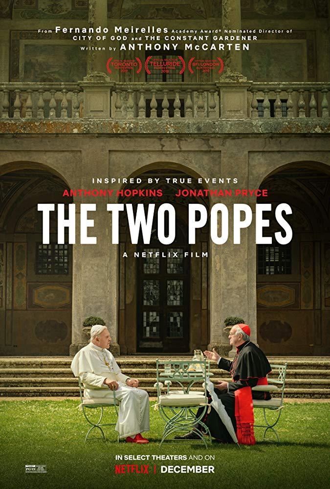 ดูหนัง The Two Popes (2019) สันตะปาปาโลกจารึก ดูหนังออนไลน์ฟรี ดูหนังฟรี ดูหนังใหม่ชนโรง หนังใหม่ล่าสุด หนังแอคชั่น หนังผจญภัย หนังแอนนิเมชั่น หนัง HD ได้ที่ movie24x.com