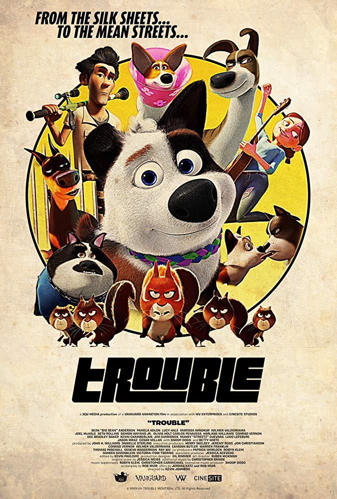 ดูหนัง Trouble ตูบทรอเบิล ไฮโซจรจัด ดูหนังออนไลน์ฟรี ดูหนังฟรี ดูหนังใหม่ชนโรง หนังใหม่ล่าสุด หนังแอคชั่น หนังผจญภัย หนังแอนนิเมชั่น หนัง HD ได้ที่ movie24x.com