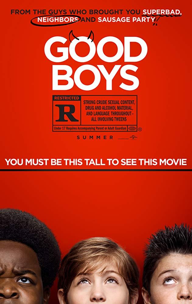 ดูหนัง Good Boys (2019) เด็กดีที่ไหน ดูหนังออนไลน์ฟรี ดูหนังฟรี ดูหนังใหม่ชนโรง หนังใหม่ล่าสุด หนังแอคชั่น หนังผจญภัย หนังแอนนิเมชั่น หนัง HD ได้ที่ movie24x.com