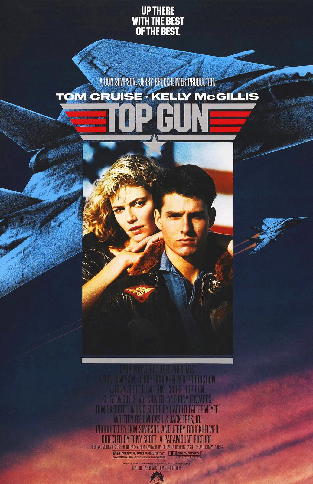 ดูหนัง Top Gun (1986) ท็อปกัน ฟ้าเหนือฟ้า ดูหนังออนไลน์ฟรี ดูหนังฟรี ดูหนังใหม่ชนโรง หนังใหม่ล่าสุด หนังแอคชั่น หนังผจญภัย หนังแอนนิเมชั่น หนัง HD ได้ที่ movie24x.com