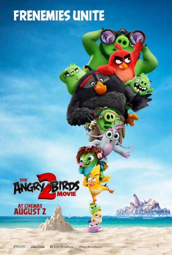 ดูหนัง The Angry Birds Movie 2 แอ็งกรี เบิร์ดส เดอะ มูฟวี่ ดูหนังออนไลน์ฟรี ดูหนังฟรี ดูหนังใหม่ชนโรง หนังใหม่ล่าสุด หนังแอคชั่น หนังผจญภัย หนังแอนนิเมชั่น หนัง HD ได้ที่ movie24x.com