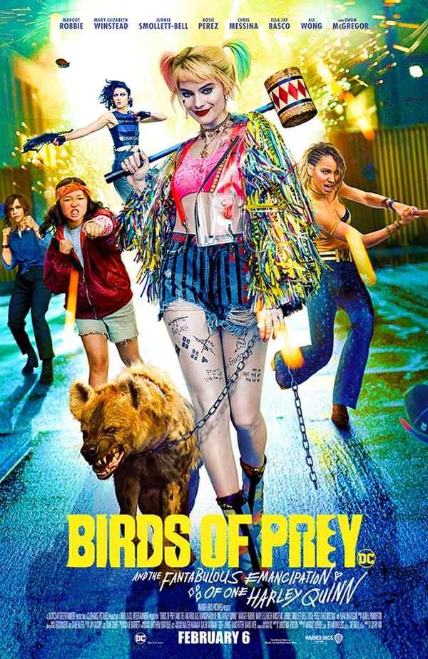 ดูหนัง Birds of Prey (2020) ทีมนกผู้ล่า กับ ฮาร์ลีย์ ควินน์ ผู้เริดเชิด ดูหนังออนไลน์ฟรี ดูหนังฟรี ดูหนังใหม่ชนโรง หนังใหม่ล่าสุด หนังแอคชั่น หนังผจญภัย หนังแอนนิเมชั่น หนัง HD ได้ที่ movie24x.com