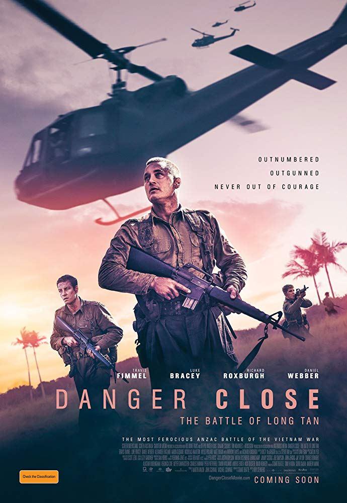 ดูหนัง Danger Close The Battle of Long Tan (2019) ยุทธการอันตราย สมรภูมิลองแทน ดูหนังออนไลน์ฟรี ดูหนังฟรี ดูหนังใหม่ชนโรง หนังใหม่ล่าสุด หนังแอคชั่น หนังผจญภัย หนังแอนนิเมชั่น หนัง HD ได้ที่ movie24x.com
