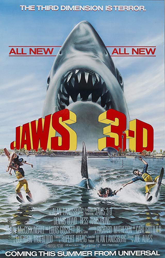 ดูหนัง JAWS 3-D (1983) จอว์ส 3-D ดูหนังออนไลน์ฟรี ดูหนังฟรี ดูหนังใหม่ชนโรง หนังใหม่ล่าสุด หนังแอคชั่น หนังผจญภัย หนังแอนนิเมชั่น หนัง HD ได้ที่ movie24x.com