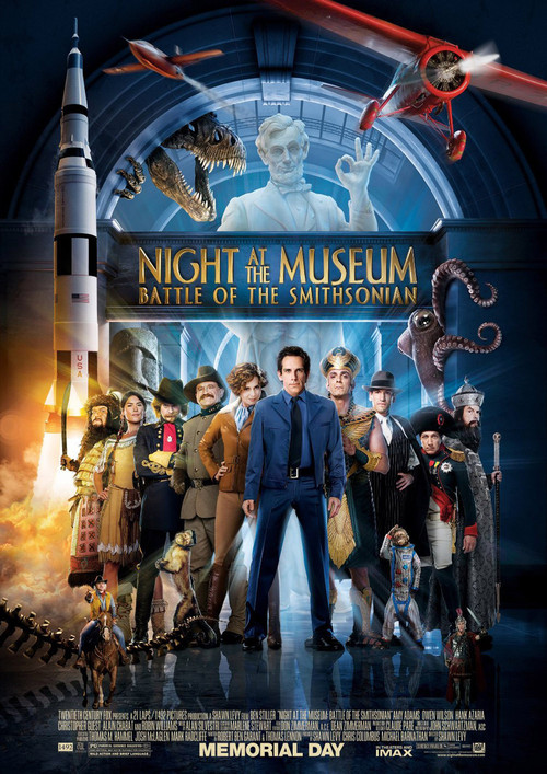 ดูหนัง ดูหนังออนไลน์ Night at The Museum 2 Battle Of The Smithsonian (2009) ดูหนังออนไลน์ฟรี ดูหนังฟรี ดูหนังใหม่ชนโรง หนังใหม่ล่าสุด หนังแอคชั่น หนังผจญภัย หนังแอนนิเมชั่น หนัง HD ได้ที่ movie24x.com