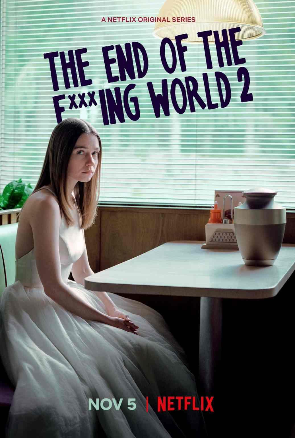ดูหนัง The End of the F***ing World Season 2 (2019) โลกมันห่วย ช่วยไม่ได้ ดูหนังออนไลน์ฟรี ดูหนังฟรี ดูหนังใหม่ชนโรง หนังใหม่ล่าสุด หนังแอคชั่น หนังผจญภัย หนังแอนนิเมชั่น หนัง HD ได้ที่ movie24x.com