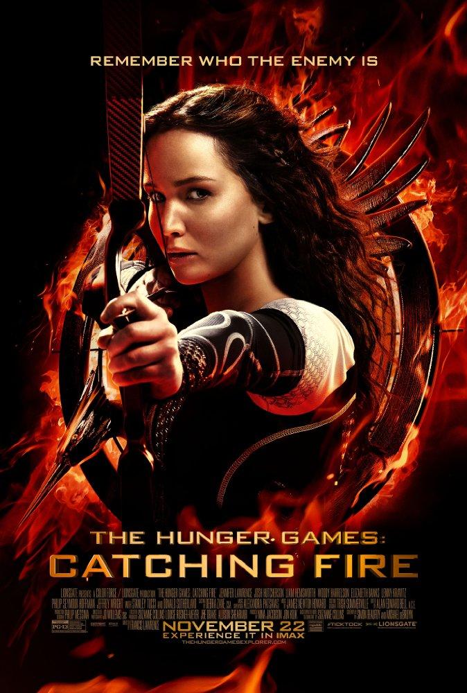 ดูหนัง The Hunger Games 2 Catching Fire (2013) เกมล่าเกม ภาค 2 แคชชิ่งไฟเออร์ ดูหนังออนไลน์ฟรี ดูหนังฟรี ดูหนังใหม่ชนโรง หนังใหม่ล่าสุด หนังแอคชั่น หนังผจญภัย หนังแอนนิเมชั่น หนัง HD ได้ที่ movie24x.com