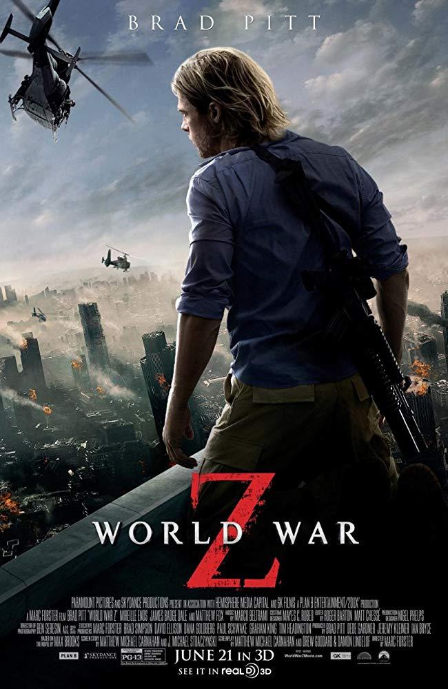 ดูหนัง World War Z (2013) มหาวิบัติสงคราม Z ดูหนังออนไลน์ฟรี ดูหนังฟรี ดูหนังใหม่ชนโรง หนังใหม่ล่าสุด หนังแอคชั่น หนังผจญภัย หนังแอนนิเมชั่น หนัง HD ได้ที่ movie24x.com