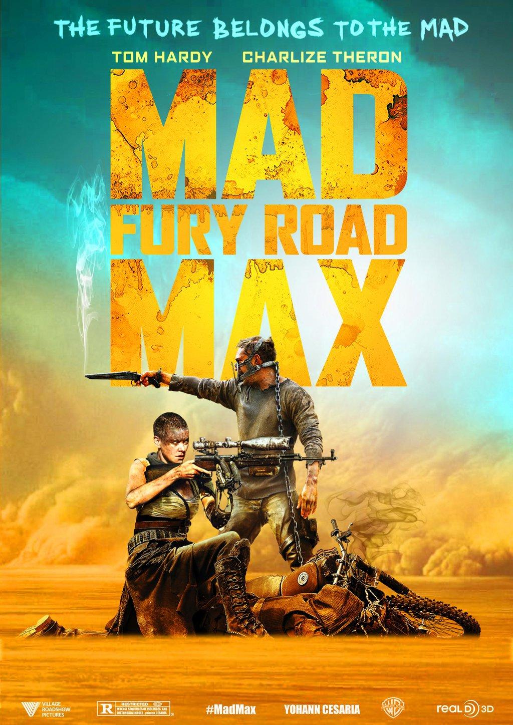 ดูหนัง Mad Max Fury Road (2015) แมด แม็กซ์ ถนนโลกันตร์ ดูหนังออนไลน์ฟรี ดูหนังฟรี ดูหนังใหม่ชนโรง หนังใหม่ล่าสุด หนังแอคชั่น หนังผจญภัย หนังแอนนิเมชั่น หนัง HD ได้ที่ movie24x.com