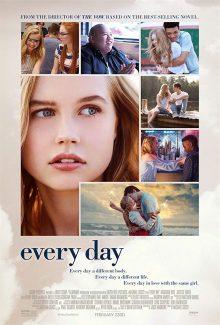 ดูหนัง Every Day (2018) ทุกวัน เปลี่ยนร่าง รักเธอ ดูหนังออนไลน์ฟรี ดูหนังฟรี ดูหนังใหม่ชนโรง หนังใหม่ล่าสุด หนังแอคชั่น หนังผจญภัย หนังแอนนิเมชั่น หนัง HD ได้ที่ movie24x.com