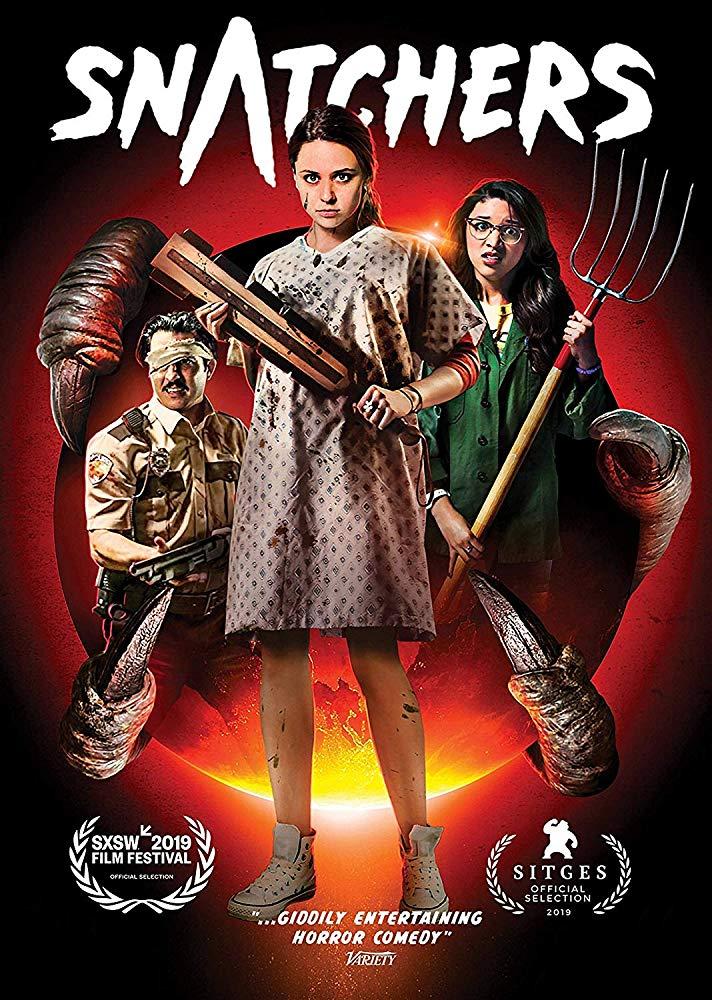 ดูหนัง ดูหนังออนไลน์ Snatchers (2019) ดูหนังออนไลน์ฟรี ดูหนังฟรี HD ชัด ดูหนังใหม่ชนโรง หนังใหม่ล่าสุด เต็มเรื่อง มาสเตอร์ พากย์ไทย ซาวด์แทร็ก ซับไทย หนังซูม หนังแอคชั่น หนังผจญภัย หนังแอนนิเมชั่น หนัง HD ได้ที่ movie24x.com