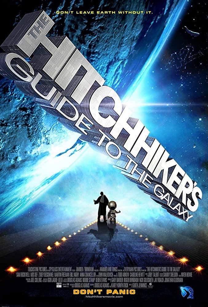 ดูหนัง The Hitchhiker's Guide to the Galaxy (2005) รวมพลเพี้ยนเขย่าต่อมจักรวาล ดูหนังออนไลน์ฟรี ดูหนังฟรี ดูหนังใหม่ชนโรง หนังใหม่ล่าสุด หนังแอคชั่น หนังผจญภัย หนังแอนนิเมชั่น หนัง HD ได้ที่ movie24x.com