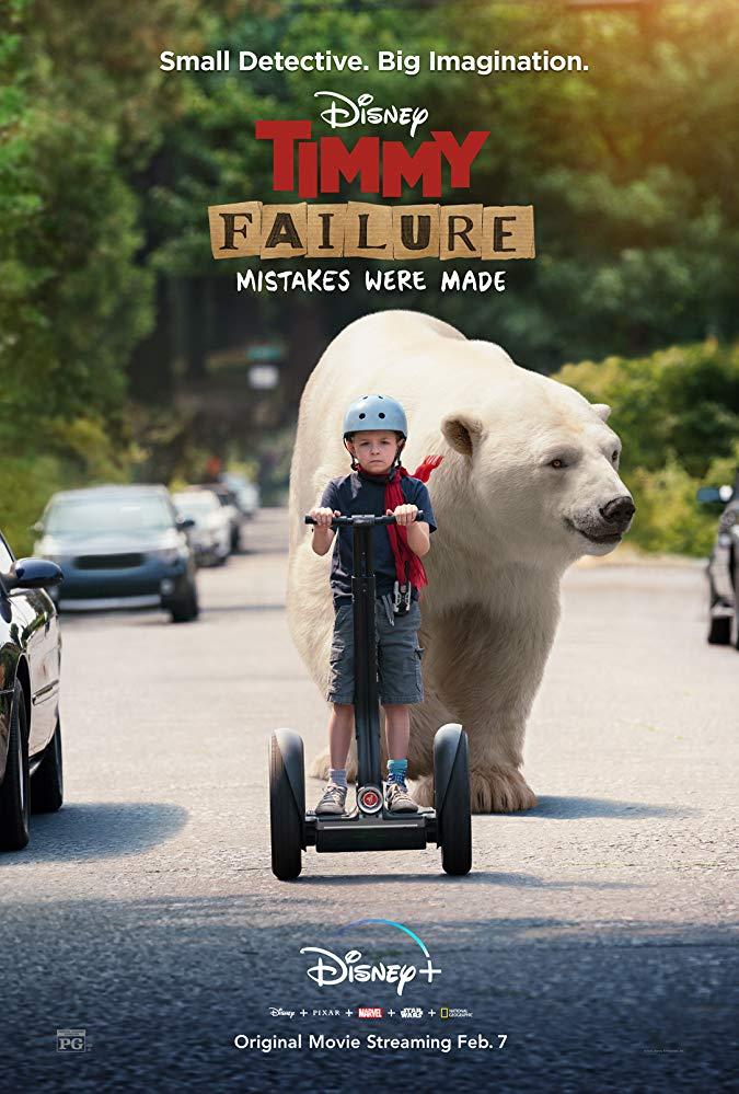 ดูหนัง ดูหนังออนไลน์ Timmy Failure Mistakes Were Made (2020) ดูหนังออนไลน์ฟรี ดูหนังฟรี HD ชัด ดูหนังใหม่ชนโรง หนังใหม่ล่าสุด เต็มเรื่อง มาสเตอร์ พากย์ไทย ซาวด์แทร็ก ซับไทย หนังซูม หนังแอคชั่น หนังผจญภัย หนังแอนนิเมชั่น หนัง HD ได้ที่ movie24x.com
