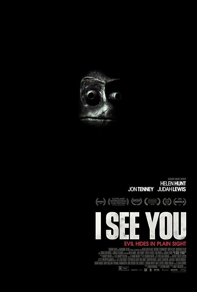 ดูหนัง I See You (2019) ฉัน…เห็นคุณ ดูหนังออนไลน์ฟรี ดูหนังฟรี HD ชัด ดูหนังใหม่ชนโรง หนังใหม่ล่าสุด เต็มเรื่อง มาสเตอร์ พากย์ไทย ซาวด์แทร็ก ซับไทย หนังซูม หนังแอคชั่น หนังผจญภัย หนังแอนนิเมชั่น หนัง HD ได้ที่ movie24x.com