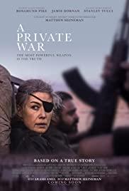 ดูหนัง A Private War (2018) สงครามส่วนตัว ดูหนังออนไลน์ฟรี ดูหนังฟรี ดูหนังใหม่ชนโรง หนังใหม่ล่าสุด หนังแอคชั่น หนังผจญภัย หนังแอนนิเมชั่น หนัง HD ได้ที่ movie24x.com