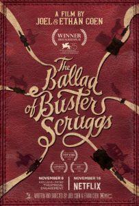 ดูหนัง The Ballad of Buster Scruggs (2018) ลำนำของบลัสเตอร์ สกรั๊กส์ ดูหนังออนไลน์ฟรี ดูหนังฟรี ดูหนังใหม่ชนโรง หนังใหม่ล่าสุด หนังแอคชั่น หนังผจญภัย หนังแอนนิเมชั่น หนัง HD ได้ที่ movie24x.com