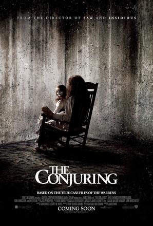 ดูหนัง The Conjuring ภาค 1 (2013) คนเรียกผี ดูหนังออนไลน์ฟรี ดูหนังฟรี HD ชัด ดูหนังใหม่ชนโรง หนังใหม่ล่าสุด เต็มเรื่อง มาสเตอร์ พากย์ไทย ซาวด์แทร็ก ซับไทย หนังซูม หนังแอคชั่น หนังผจญภัย หนังแอนนิเมชั่น หนัง HD ได้ที่ movie24x.com