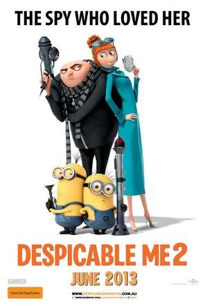 ดูหนัง Despicable Me 2 (2013) มิสเตอร์แสบ ร้ายเกินพิกัด 2 ดูหนังออนไลน์ฟรี ดูหนังฟรี ดูหนังใหม่ชนโรง หนังใหม่ล่าสุด หนังแอคชั่น หนังผจญภัย หนังแอนนิเมชั่น หนัง HD ได้ที่ movie24x.com