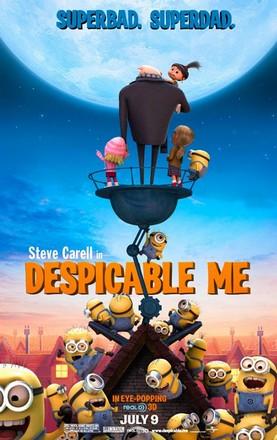ดูหนัง Despicable Me (2010) มิสเตอร์แสบ ร้ายเกินพิกัด ดูหนังออนไลน์ฟรี ดูหนังฟรี ดูหนังใหม่ชนโรง หนังใหม่ล่าสุด หนังแอคชั่น หนังผจญภัย หนังแอนนิเมชั่น หนัง HD ได้ที่ movie24x.com