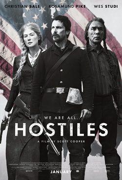 ดูหนัง Hostiles (2017) แดนเถื่อน คนทมิฬ ดูหนังออนไลน์ฟรี ดูหนังฟรี ดูหนังใหม่ชนโรง หนังใหม่ล่าสุด หนังแอคชั่น หนังผจญภัย หนังแอนนิเมชั่น หนัง HD ได้ที่ movie24x.com