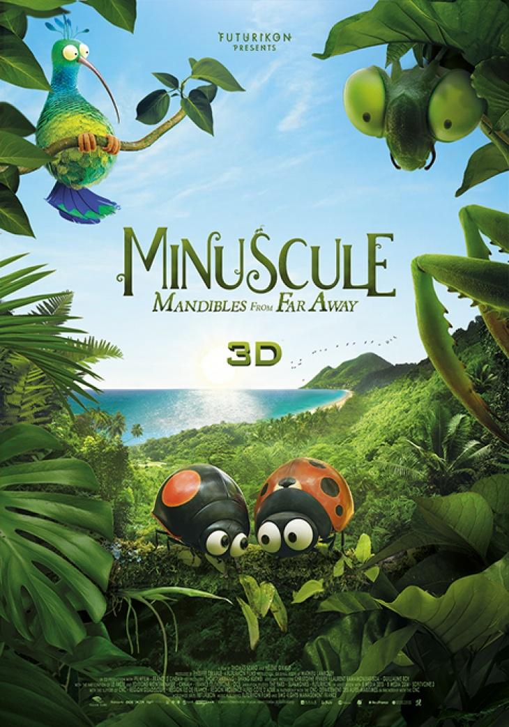 ดูหนัง Minuscule 2 Mandibles from Far Away (2019) หุบเขาจิ๋วของเจ้ามด ภาค2 ดูหนังออนไลน์ฟรี ดูหนังฟรี ดูหนังใหม่ชนโรง หนังใหม่ล่าสุด หนังแอคชั่น หนังผจญภัย หนังแอนนิเมชั่น หนัง HD ได้ที่ movie24x.com