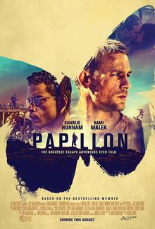 ดูหนัง Papillon (2017) ปาปิยอง หนีตายเเดนดิบ ดูหนังออนไลน์ฟรี ดูหนังฟรี HD ชัด ดูหนังใหม่ชนโรง หนังใหม่ล่าสุด เต็มเรื่อง มาสเตอร์ พากย์ไทย ซาวด์แทร็ก ซับไทย หนังซูม หนังแอคชั่น หนังผจญภัย หนังแอนนิเมชั่น หนัง HD ได้ที่ movie24x.com