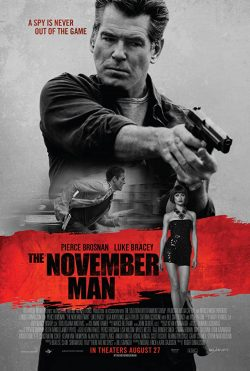 ดูหนัง The November Man (2014) พลิกเกมส์ฆ่า ล่าพยัคฆ์ร้าย ดูหนังออนไลน์ฟรี ดูหนังฟรี HD ชัด ดูหนังใหม่ชนโรง หนังใหม่ล่าสุด เต็มเรื่อง มาสเตอร์ พากย์ไทย ซาวด์แทร็ก ซับไทย หนังซูม หนังแอคชั่น หนังผจญภัย หนังแอนนิเมชั่น หนัง HD ได้ที่ movie24x.com
