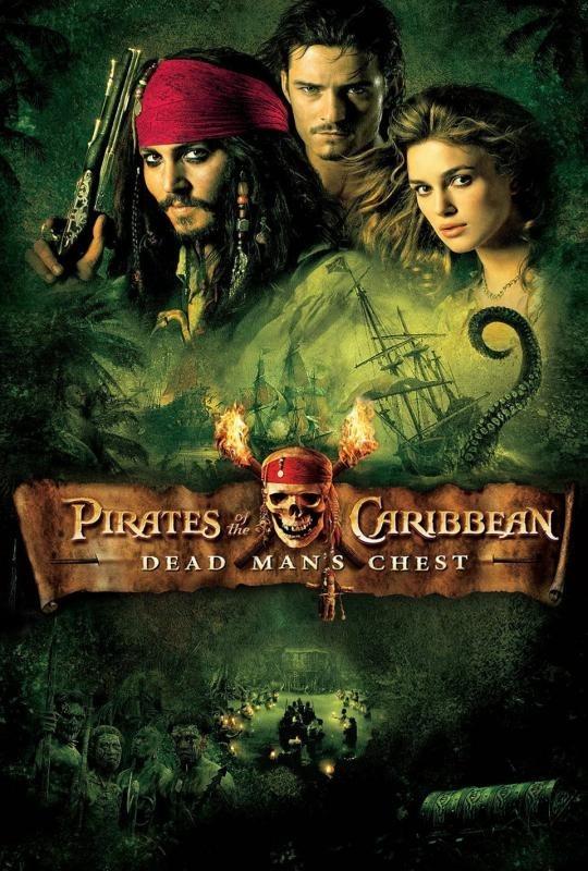 ดูหนัง Pirates of the Caribbean 2 Dead Man's Chest (2006) ดูหนังออนไลน์ฟรี ดูหนังฟรี ดูหนังใหม่ชนโรง หนังใหม่ล่าสุด หนังแอคชั่น หนังผจญภัย หนังแอนนิเมชั่น หนัง HD ได้ที่ movie24x.com