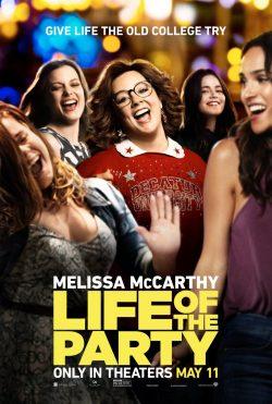 ดูหนัง Life Of The Party (2018) ดันคุณแม่เป็นดาวเด่น ดูหนังออนไลน์ฟรี ดูหนังฟรี ดูหนังใหม่ชนโรง หนังใหม่ล่าสุด หนังแอคชั่น หนังผจญภัย หนังแอนนิเมชั่น หนัง HD ได้ที่ movie24x.com