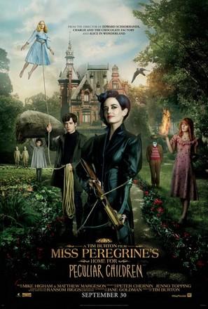 ดูหนัง Miss Peregrine (2016) บ้านเพริกริน เด็กสุดมหัศจรรย์ ดูหนังออนไลน์ฟรี ดูหนังฟรี HD ชัด ดูหนังใหม่ชนโรง หนังใหม่ล่าสุด เต็มเรื่อง มาสเตอร์ พากย์ไทย ซาวด์แทร็ก ซับไทย หนังซูม หนังแอคชั่น หนังผจญภัย หนังแอนนิเมชั่น หนัง HD ได้ที่ movie24x.com